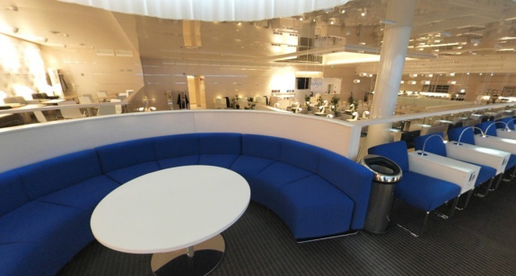 Sala Vip Finnair Aeropuerto de Helsinki